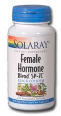 Solaray - Female Hormone Blend Sp-7c, 180 Capsules