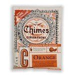 Orange Ginger Chews Bag 5oz Candies By Chimes