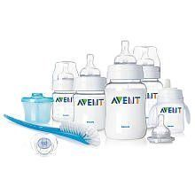 Philips Avent Bpa Free Infant Starter Gift Set
