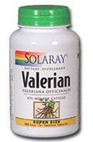 Solaray Valerian Root, 470 Mg, 180 Count