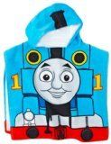 Thomas And Friends Bath Poncho Hooded Towel, Genuine Thomas The Train