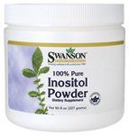 100% Pure Inositol Powder 8 Oz (227 Grams) Pwdr