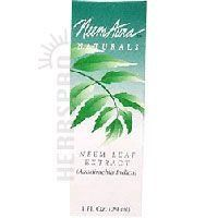 Neemaura Naturals Liquid Herbal Extract, Neem Leaf, Regular Strength, 1 Fl Oz (30 Ml) (pack Of 2)