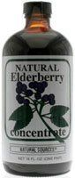 Natural Sources Inc Concentrate, Elderberry, 8-ounce