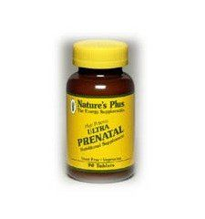 "Ultra Prenatal Complex Nature""s Plus 180 Tabs"