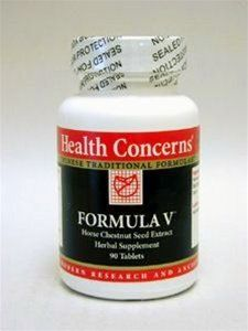 Health Concerns Formula H - 90 Tablets