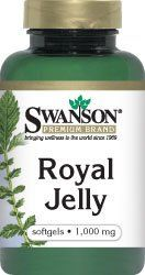 Royal Jelly 1,000 Mg 100 Sgels