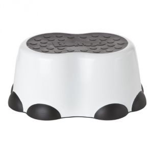 Bumbo Step Stool, Black-white