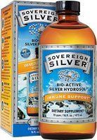 Sovereign Silver 16 Oz Bottle 1 Bottle