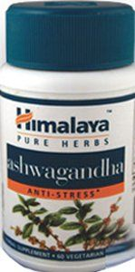 Himalaya Health Supplements - Himalaya Herbal Healthcare - Ashwagandha, 60 caplets