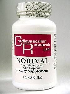 Ecological Formulas - Norival 120 Caps