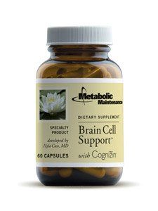 Metabolic Maintenance - Brain Cell Support 60 Caps