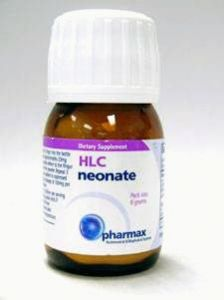 Pharmax Hlc Neonate - 6 Grams