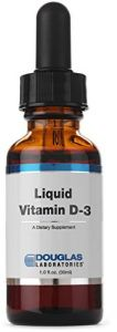 Douglas Laboratories - Liquid Vitamin D-3 - 30 Ml
