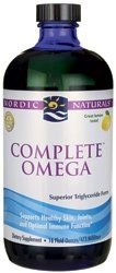 Nordic Naturals - Complete Omega, Supports Healthy Skin, Joints, And Cognition, 16 Oz.