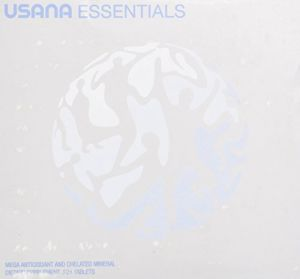 Usana Essentials Vitamins (new) - Pack Of Mega Antioxidant & Chelated Mineral, 224 Tablets