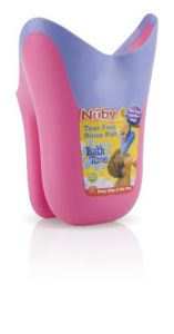Nuby Shampoo Rinse Cup, Colors May Vary