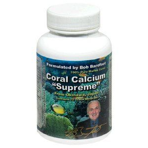 Coral Calcium Supreme, 90 Caps (3 Pack)