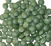 Chlorella Tablets (1250 Count, 250g), Cold-pressed, 100% Raw And Pure, From Raw Power Organics