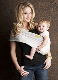Seven Everyday Slings Infant Carrier Baby Sling Cyrus Size 4 Medium