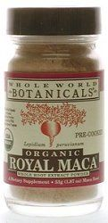 Royal Maca Extract Powder - 53 Grams,(whole World Botanicals)