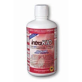 Intrakid Liquid Nutrition Vitamins/minerals For Kids (intramax For Kids) 32 Oz.
