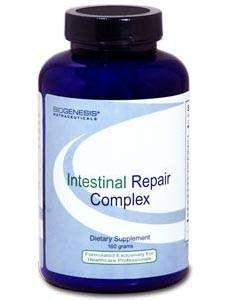 Biogenesis Nutraceuticals Intestinal Repair Complex 160 Grams, 5.64 Ounces