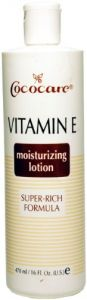 Cococare - Vitamin E Super Rich Formula Moisturzing Lotion, 16 Oz.