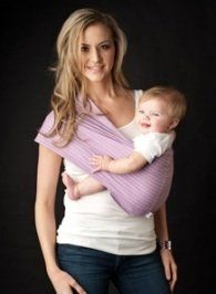 b812c847bad Buy Seven Everyday Slings Infant Carrier Baby Sling Koi Purple Size 4  Medium online