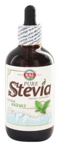 Kal - Pure Stevia Liquid Extract - - 4 Oz