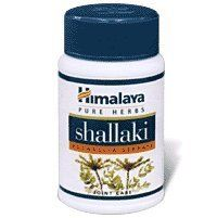 Himalaya Health Supplements - Himalaya Shallaki (Joint Care)Pure Herbs - 60 Capsules