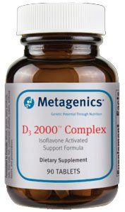 Metagenics - D3 2000 Complex 2000 Iu - 90 Tablets Formerly Iso D3