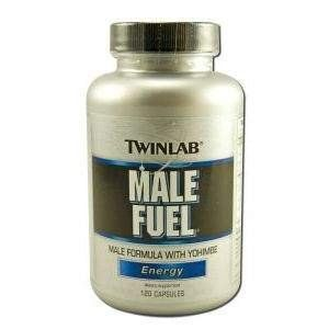 Twinlab - Male Fuel, 120 Capsules