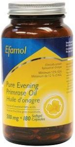 Evening Primrose Oil 500mg 180 Capsules