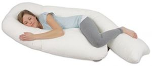 Leachco All Nighter - Total Body Pillow - Ivory
