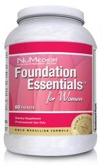 Foundation Essentials Women +coq10 - 60