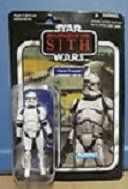 Star Wars Revenge Of The Sith Clone Trooper Figure 4 Inches