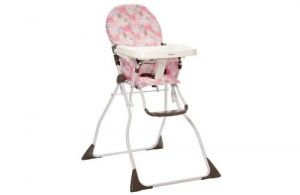 Cosco Slim Fold High Chair, Casey