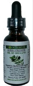 Won With Nature Super Strength Oil Of Oregano