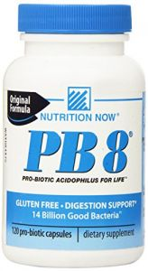 Nutrition Now Pb 8 Pro-biotic Acidophilus - 120 Capsules (120)