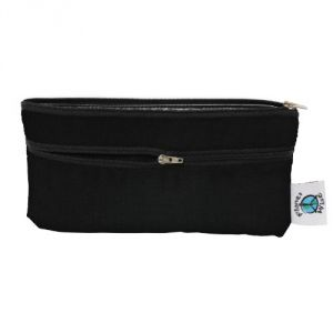Planet Wise Travel Wet-dry Diaper Bag, Black