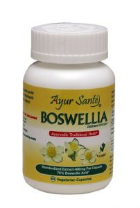 Boswellia-extract 600mg Per Cap(70% Bosewellic Acid-420mg*) 60 Veg Caps