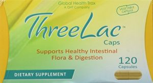 Threelac Caps Probiotic Capsules 120ct