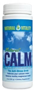 Natural Vitality Natural Calm, 8 Ounce