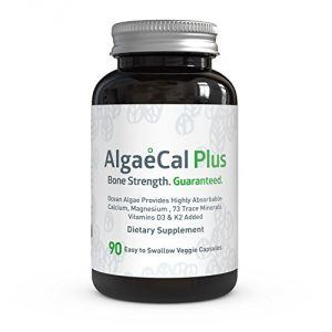 Algaecal Plus Dietary Calcium Supplement, 90 Veggie Capsules