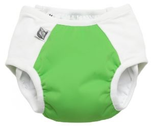 Super Undies Snap-on Training Pants, Fearsome Frog Green, Xxl