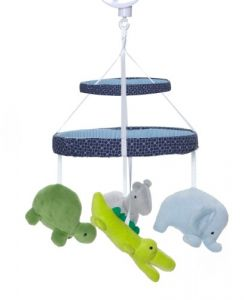 Carters Safari Sky Musical Mobile