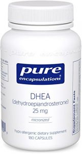 Pure Encapsulations - Dhea 25 Mg - 180 Vcaps