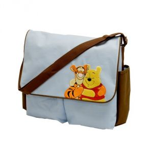 Disney Baby Care (Misc) - Disney Winnie the Pooh Large Diaper Bag
