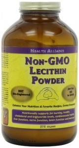 Healthforce Lecithin Powder, Non-gmo, 375-grams